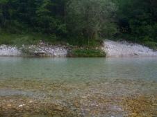 Torrente Resia, Tigo di Resia Giugno 2013