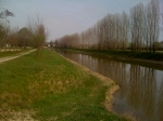Canale Spinedo - Ronchis - Marzo 2014