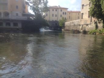 Livenza a Sacile - Giugno 2014