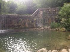 Torrente Orvenco - Artegna - Giugno 2015
